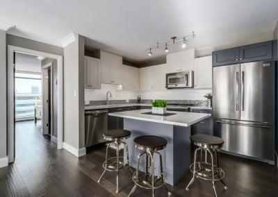 North Vancouver Kitchen Renovation (Condo)