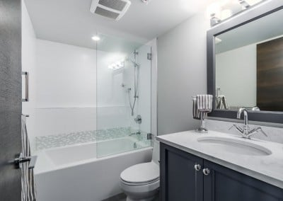 Alexander Bathroom Renovation - Jedan Brothers Contracting