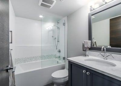 North Vancouver Bathroom Reno (Condo)