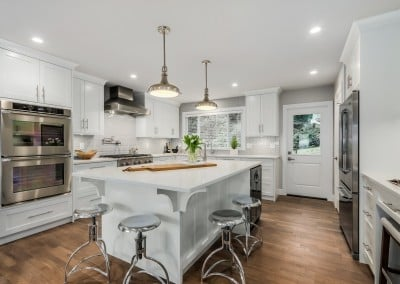 Central Coquitlam Kitchen Remodel - Jedan Brothers Contracting