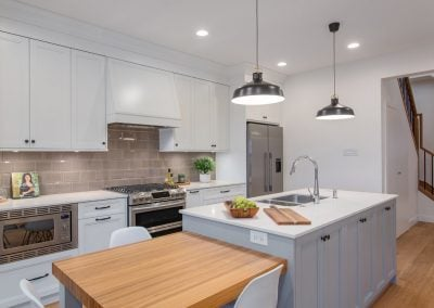 Kitsilano Kitchen Renovation