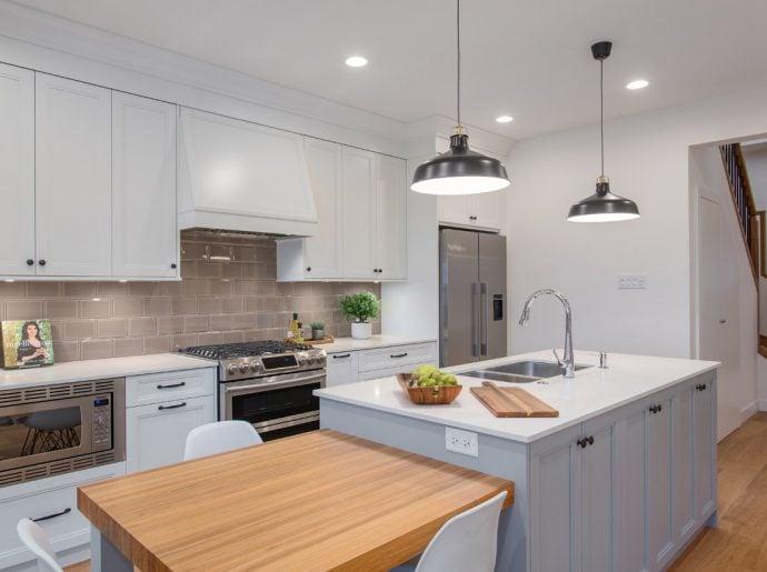 Kitsilano Kitchen Renovation