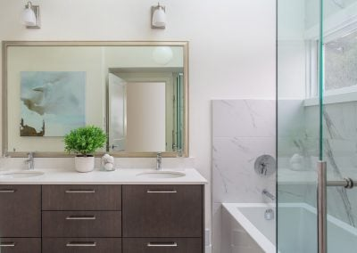 Kitsilano Ensuite Renovation - Jedan Brothers Contracting