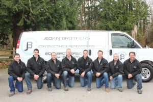 Jedan Brothers Contracting Staff