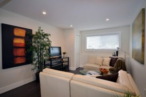 Living Room Renovation | Jedan Brothers Contracting