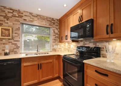 Port Coquitlam Kitchen Remodel - Jedan Brothers Contracting