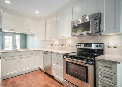 Riverside Drive Kitchen