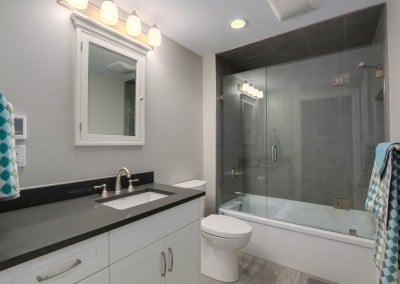 Bredin Bathroom Renovation - Jedan Brothers Contracting