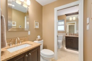 bathroom renovations port coquitlam