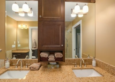 Bredin Bathroom #2 Renovation - Jedan Brothers Contracting