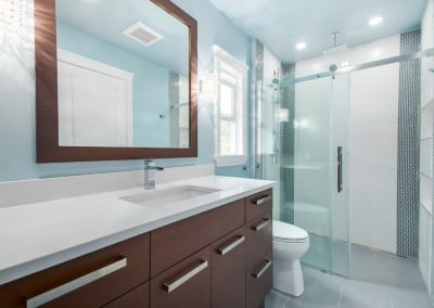 Allen Bathroom Renovation - Jedan Brothers Contracting