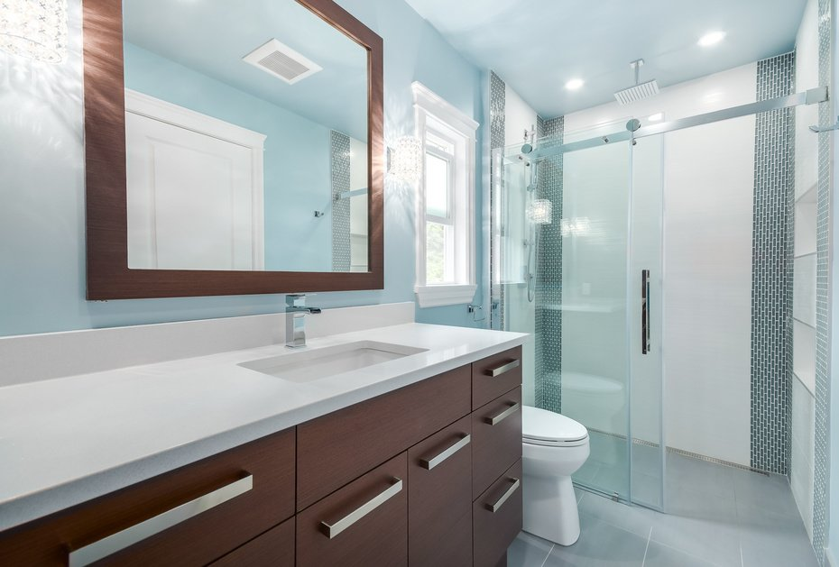 Burnaby Bathroom Reno