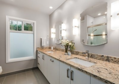 Vancouver Bathroom Renovation - Jedan Brothers Contracting