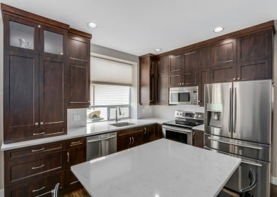 Port Coquitlam Kitchen Renovation - Jedan Brothers Contracting