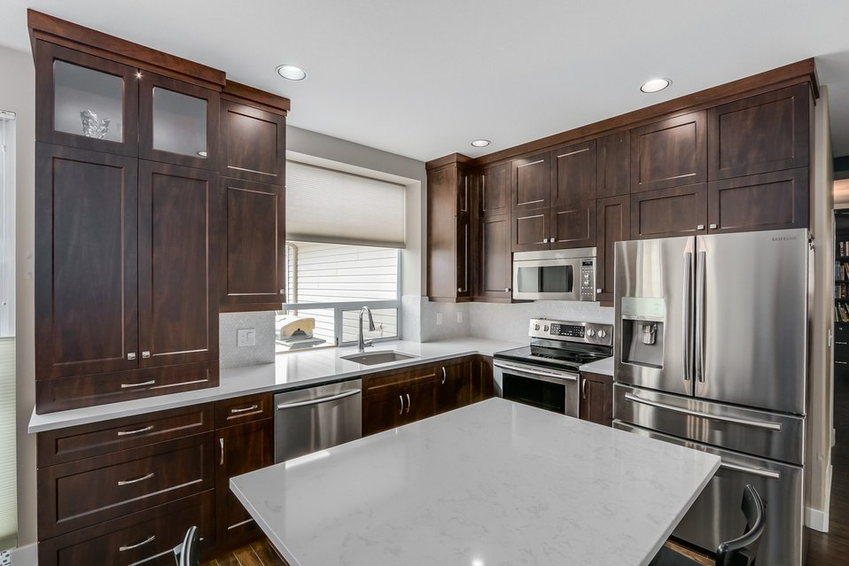 kitchen cabinets port coquitlam port coquitlam kitchen renovation jedan brothers contracting 21020
