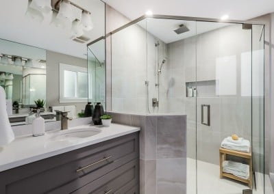 Central Coquitlam Ensuite Renovation