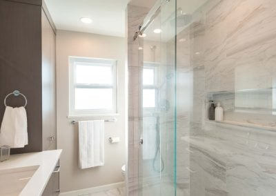 Dearden Bathroom Renovation - Jedan Brothers Contracting