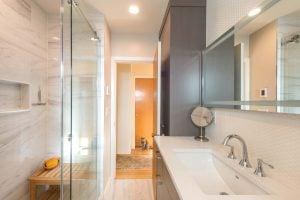 bathroom renovations coquitlam