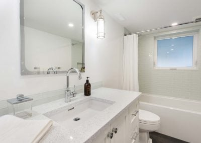 Clement Bathroom Renovation - Jedan Brothers Contracting