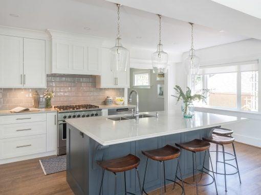 Wood Kitchen Renovation