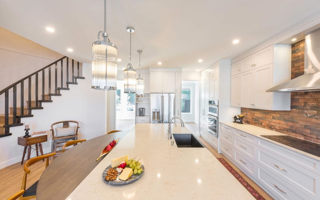 A Main Floor Renovation and a Townhouse That No Longer Feels Narrow