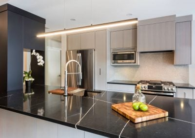 Artful Touches in a Newly Renovated Condo - Jedan Brothers Contracting