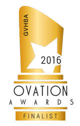Ovation Awards Finalist