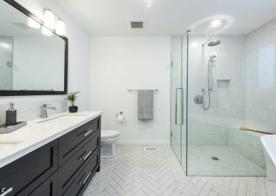 Chung Bathroom Renovation - Jedan Brothers Contracting