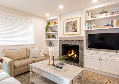 GOLDEN BASEMENT RENO FOR FABULOUS RETIREMENT LIFESTYLE - Jedan Brothers Contracting