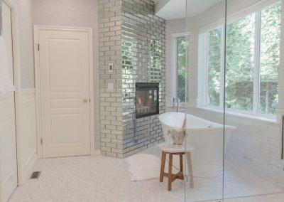 Qun Bathroom Renovation - Jedan Brothers Contracting