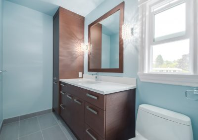 bathroom renovations port coquitlam